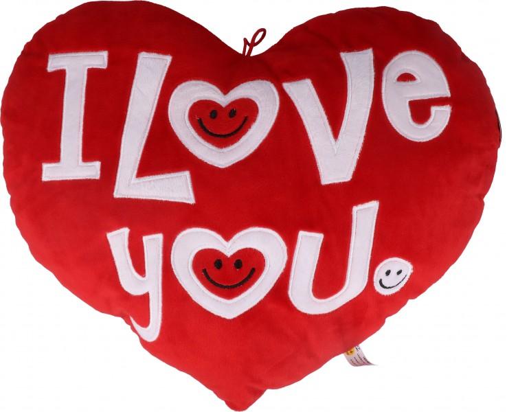 Cuscino Cuore I Love You