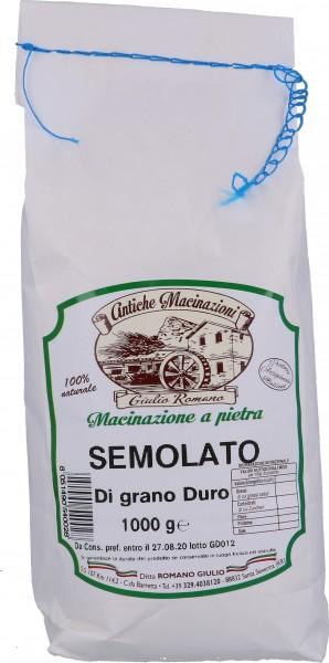 Farina Integrale di Grano duro 1 kg (Senatore Cappelli)