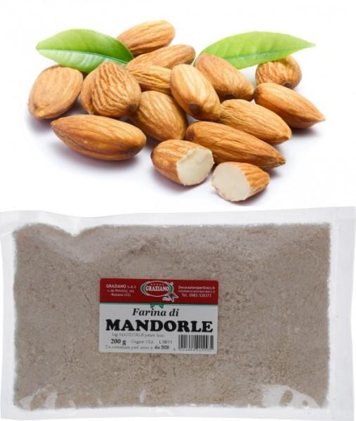 Farina di Mandorle 200g
