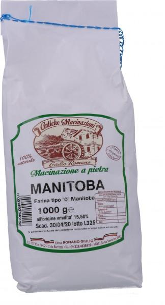 Farina tipo 0 di Manitoba 1 kg