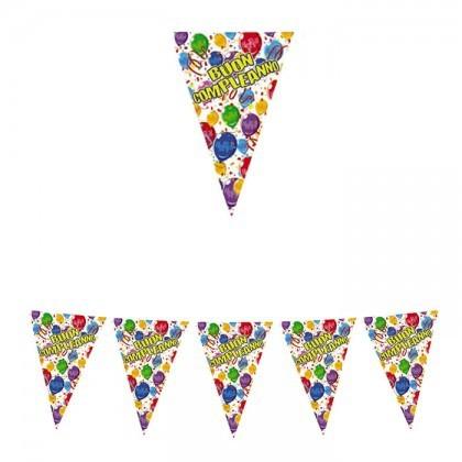 Festone Bandiere Buon Compleanno