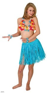 Top Bikini Hawaiano