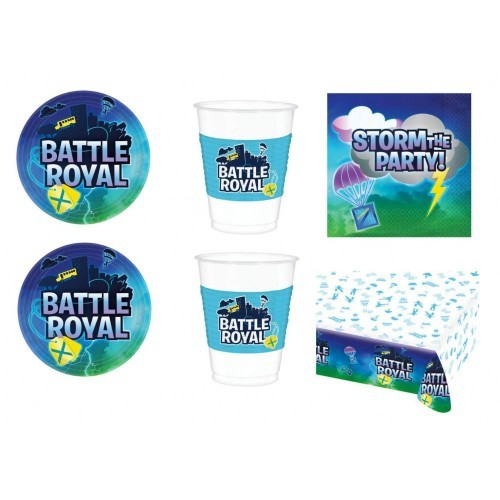 Fortnite Battle Royal Festa