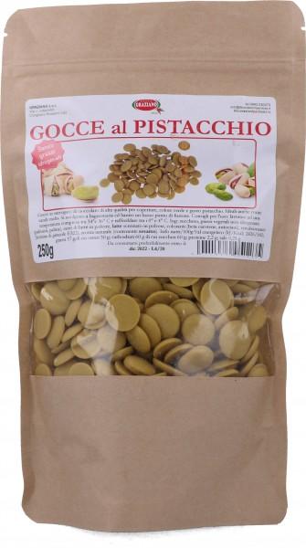 Gocce al gusto Pistacchio 250 g