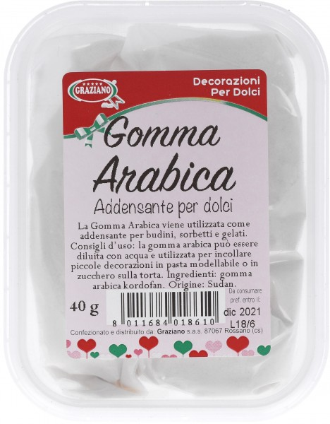 Gomma Arabica 40 g