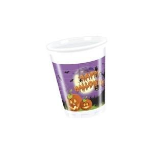 Bicchieri Halloween 8 Pz