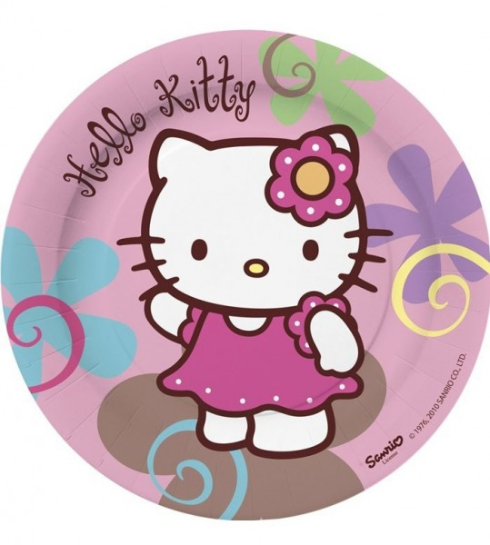 Hello Kitty - Piatto piccolo