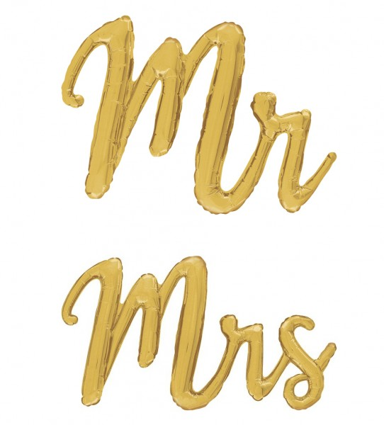 Mr e Mrs Supershape