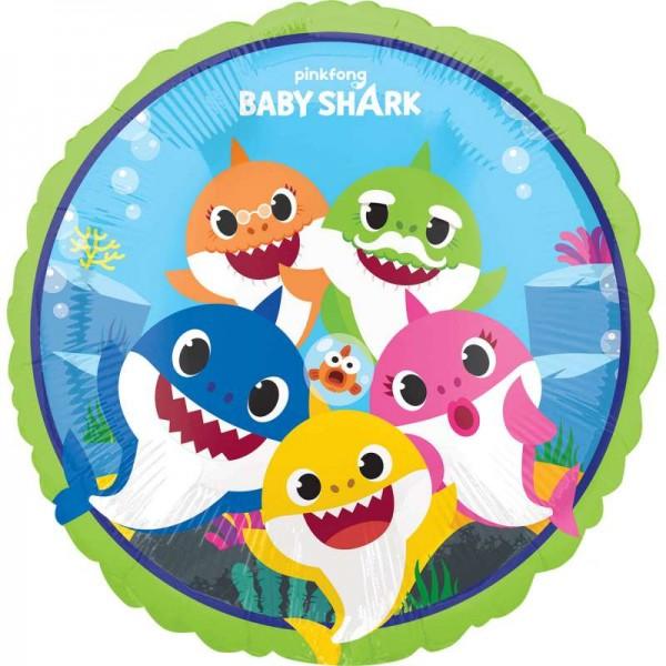 Baby Shark Palloncino Mylar