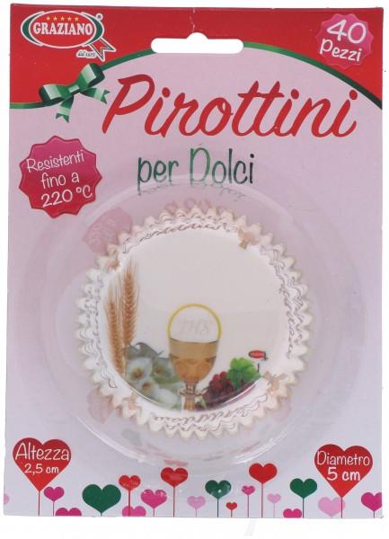 Pirottini Prima Comunione 40 Pz