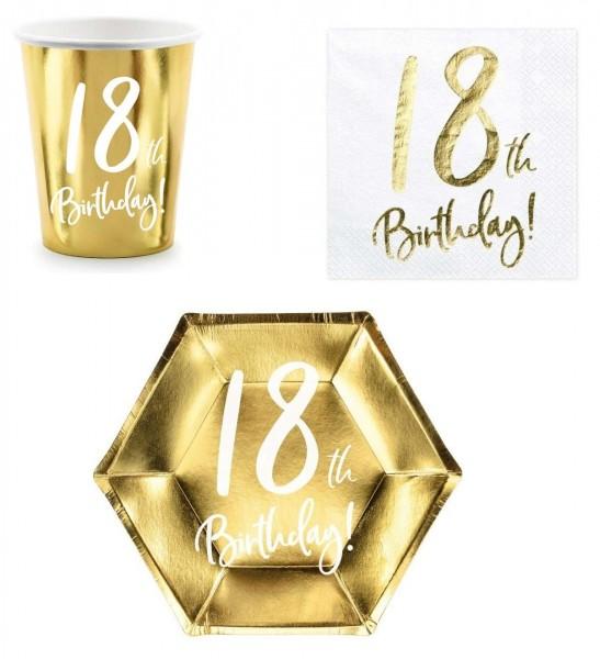 18 Anni Oro Festa