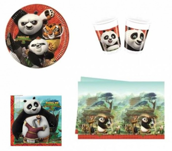 Kung Fu Panda Festa