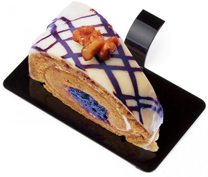Vassoio Dessert Rettangolare Mod.56