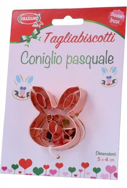 Tagliabiscotti Coniglio Pasquale