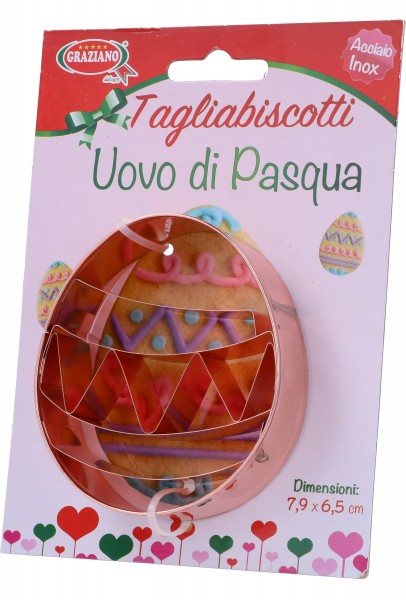 Tagliabiscotti Uova di Pasqua
