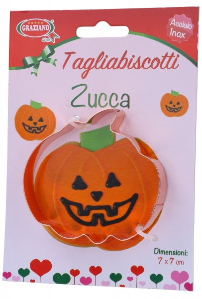 Tagliabiscotti Zucca