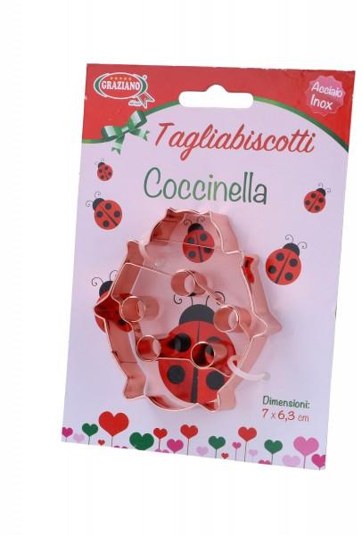 Tagliabiscotti Coccinella