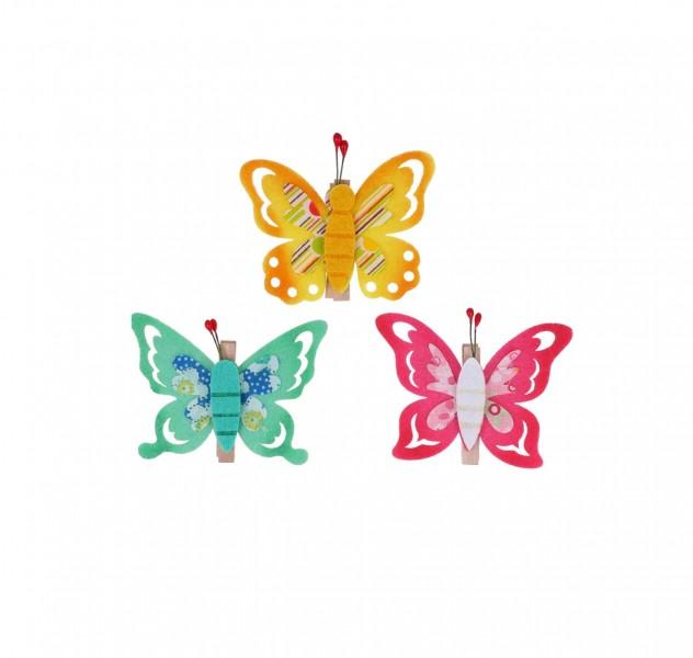Farfalle con molletta Pz.3