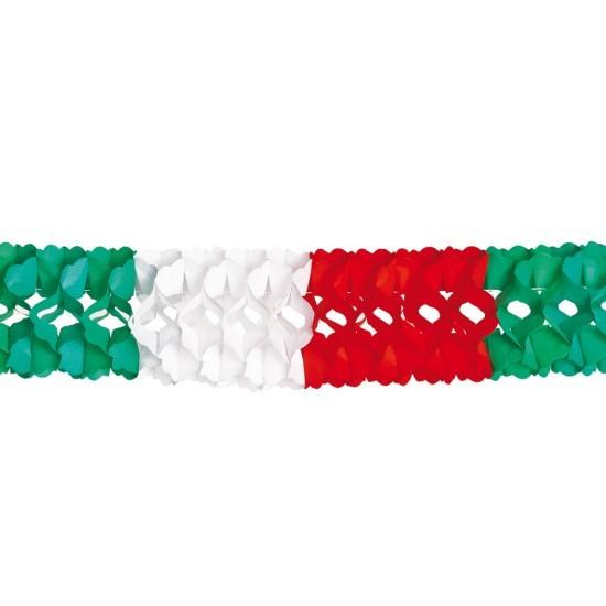 Festone tricolore 5 metri
