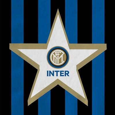 Tovaglioli Inter 20 Pz.