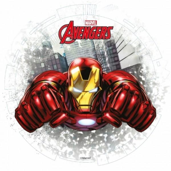 Cialda Iron Man