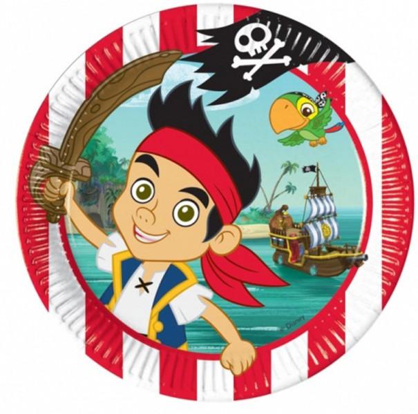 Jake e i Pirati Piatti Grandi