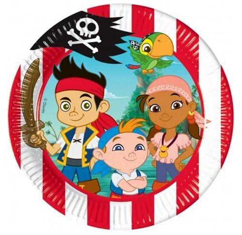Jake e i Pirati Piatti Piccoli