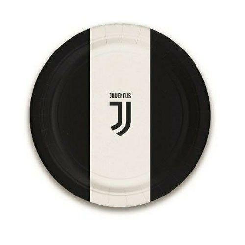 Piatto Juventus Cm 23