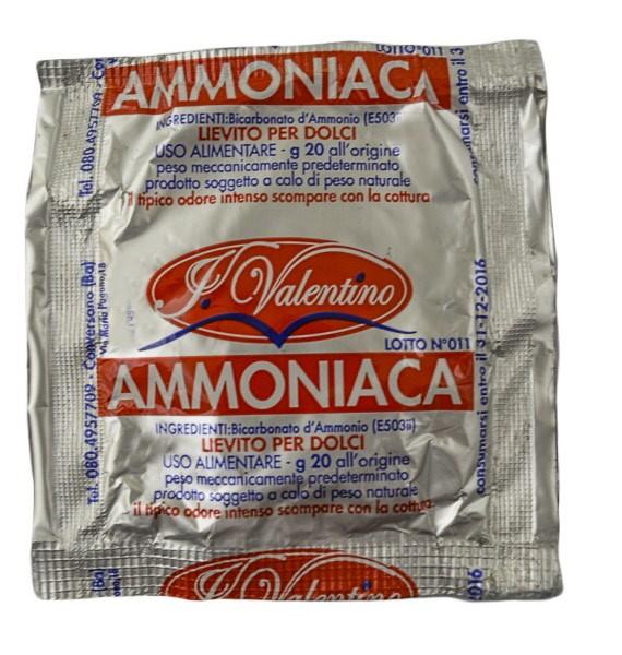 Ammoniaca Gr.20