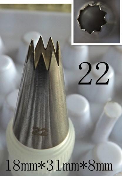 Beccuccio Stella Aperta mod. 22B