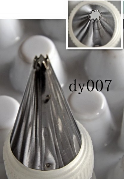 Beccuccio Stella Aperta mod. DY7