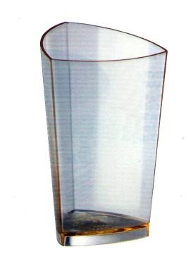 Bicchierino Monoporzione Scudo Pz.10