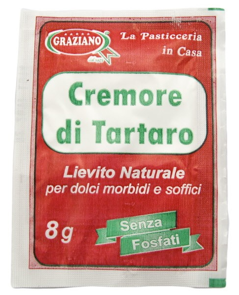 Cremore di Tartaro 8 g