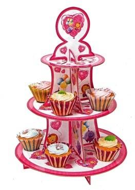 Alzata Cupcake Baby Girl
