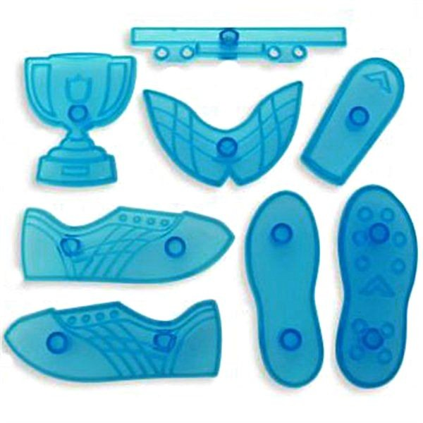 Set Formine CALCIO Pz.8