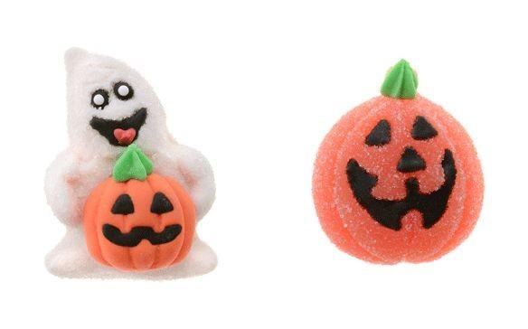 Zucche e Fantasmi in Gel Pz.1