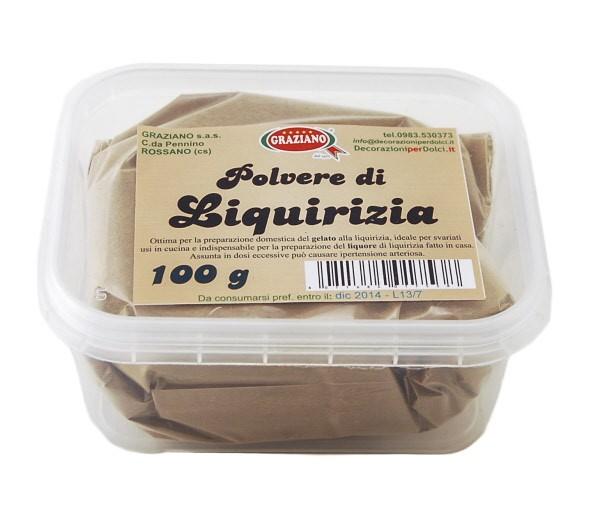 Polvere di Liquirizia 100g