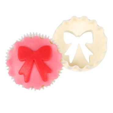 Stampino cupcake Fiocco