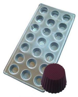 Stampo Bicchierino Rigato 21