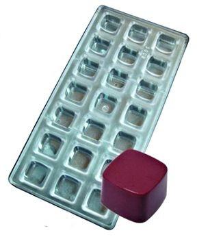 Stampo Quadrato Liscio