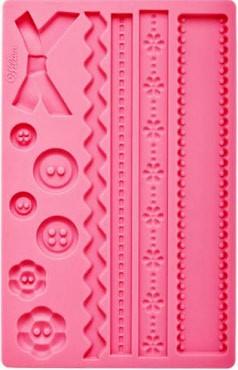 Stampo in Silicone Bottoni