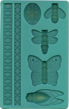 Stampo in Silicone Farfalle