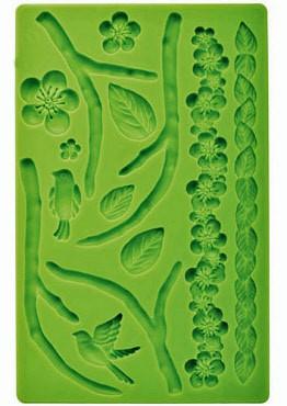 Stampo in Silicone Nature