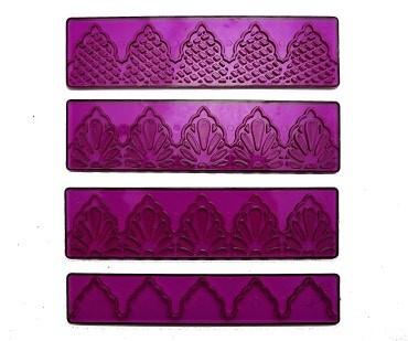 Stampo Tagliapasta per Bordi Mod.8