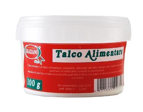 Talco Alimentare Gr.100