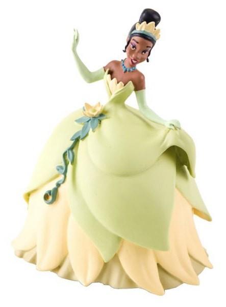 La principessa e il Ranocchio. tiana statuina torta 5c659fcf156c