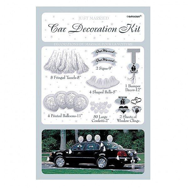 Kit Decorazione Auto