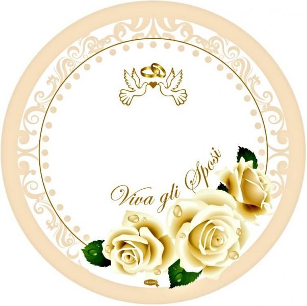 Palloncino Matrimonio Elio