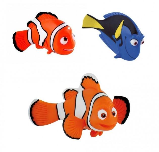 Nemo Dory e Marlin
