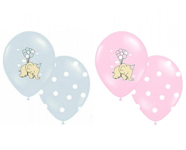 Lattice Baby Elefantino 6 Pz